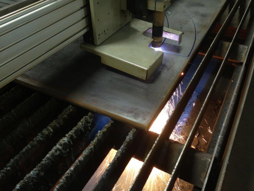 hd plasma cutting