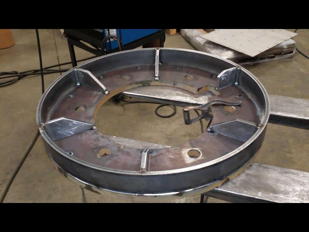 hd plasma weldment
